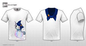 Cute Monsters T-Shirt: DA Design Challenge