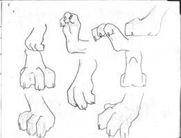 ref manos y patas 3 by jesush1988