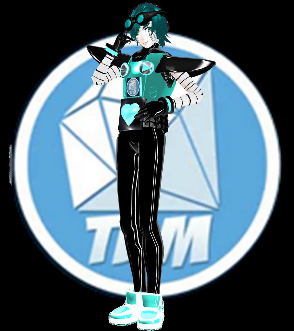 (MMD) DanTDM EX DL by DrStinger