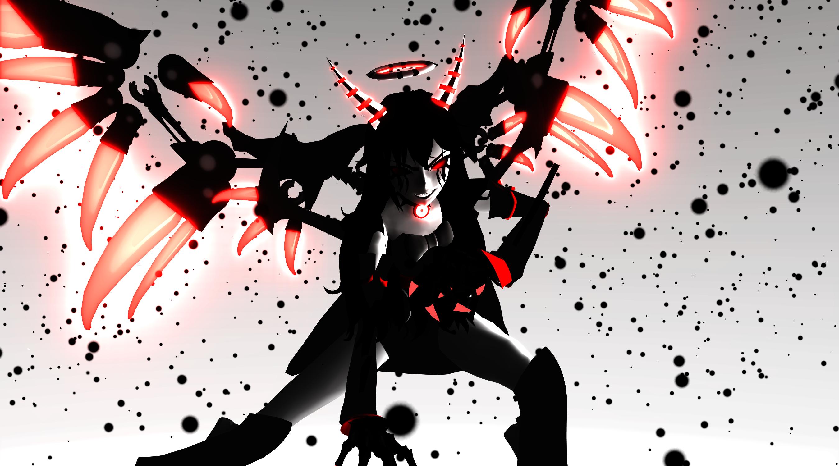 (MMD BATIM) Alice the Cybernetic Demon by DrStinger