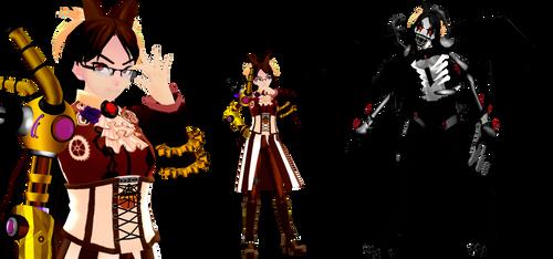 [MMD] Mama Tattletail Human (Tattletail)