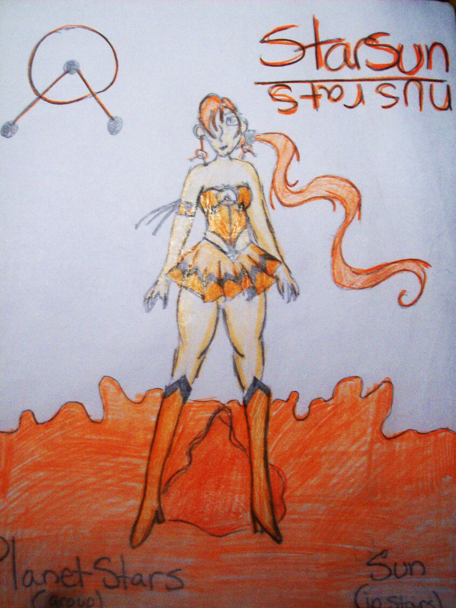 Star Sun the Planet Star by MIKEYCPARISII on DeviantArt