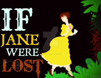 If Jane were LOST by MIKEYCPARISII