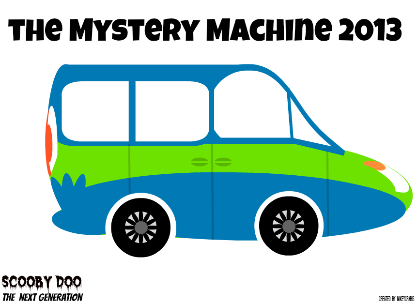 Scooby Doo Next Generation: Mystery Machine 2013 by MIKEYCPARISII ...