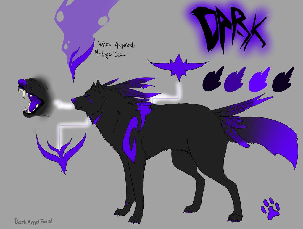 Character Reference: Dark by DarkAngelFound