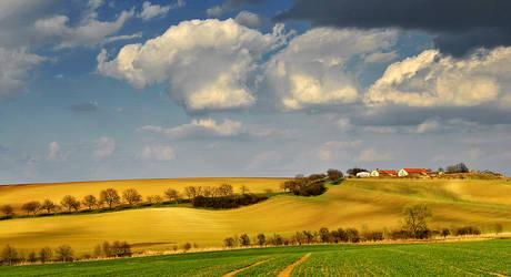 Moravian Tuscany 3 by velky-jojko