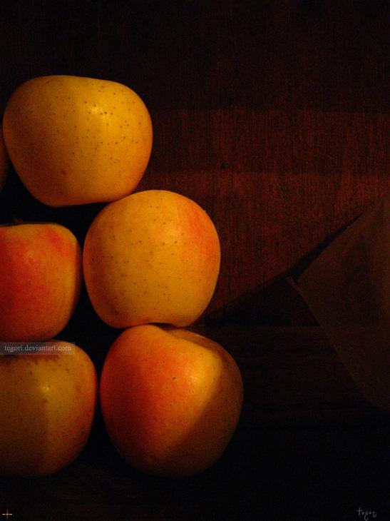 apples by Tegori