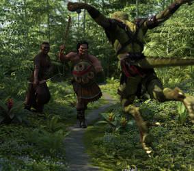 Jungle Ambush