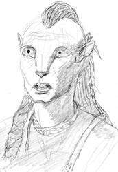 Jake Sully sketch