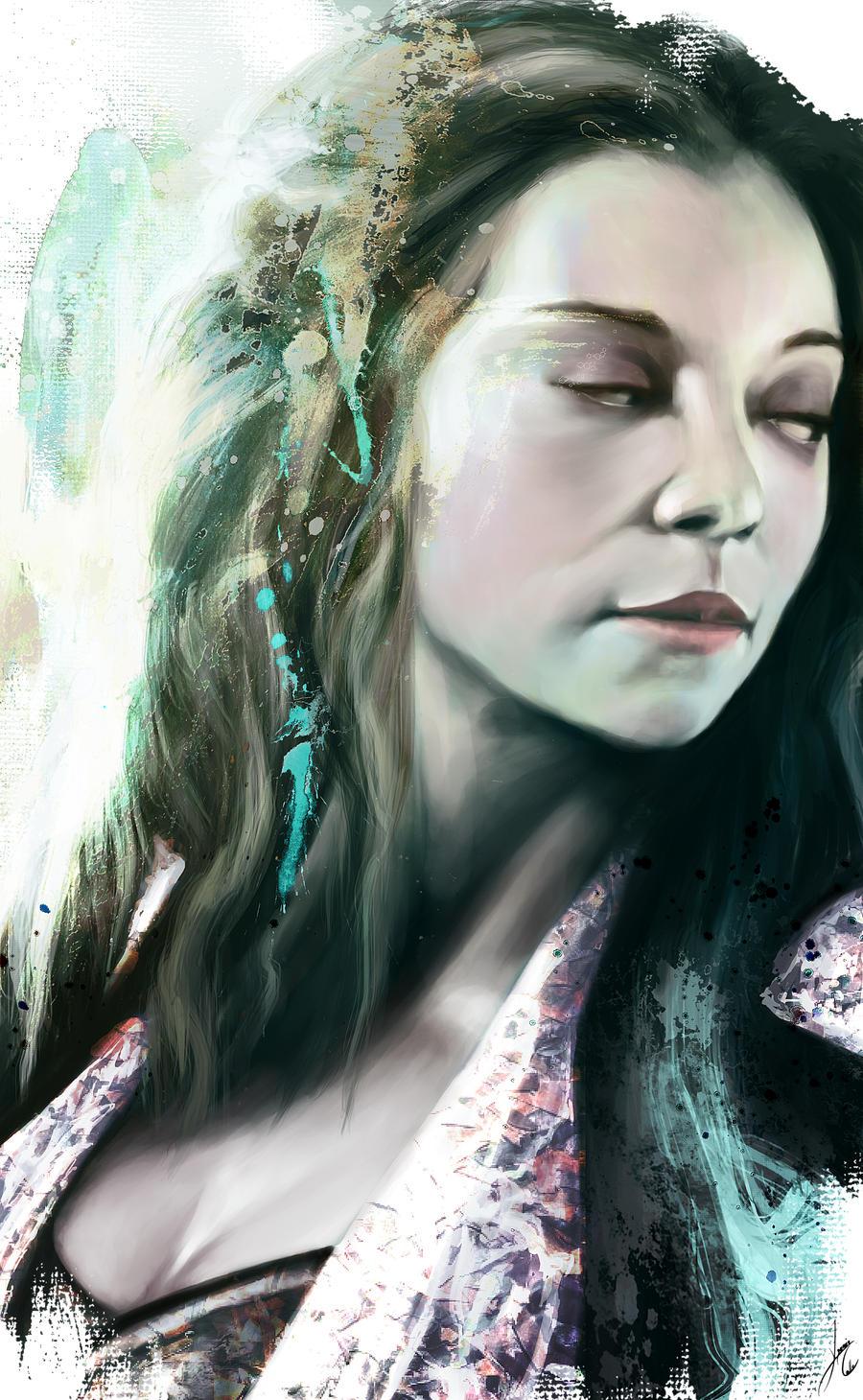 Margaery Tyrell by ignacio197