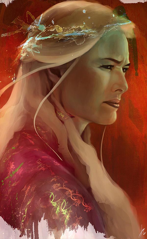 Cersei Lannister by ignacio197