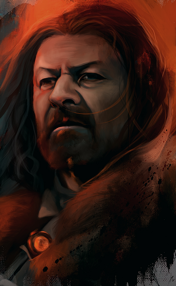 Ned Stark by ignacio197