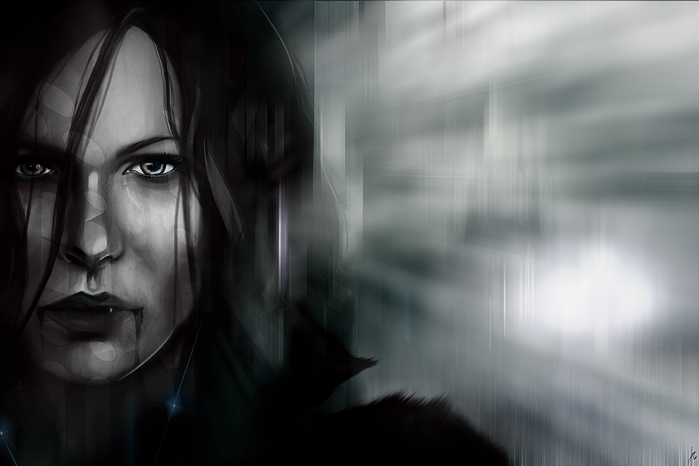 Selene (Underworld) by ignacio197