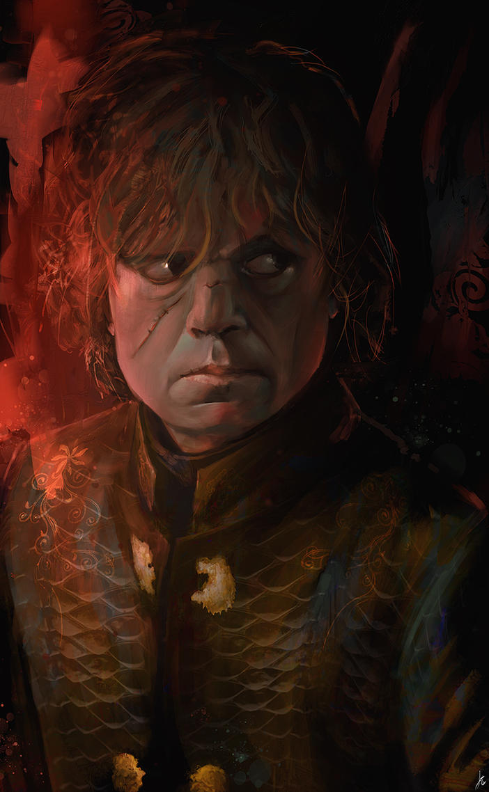 Tyrion Lannister by ignacio197