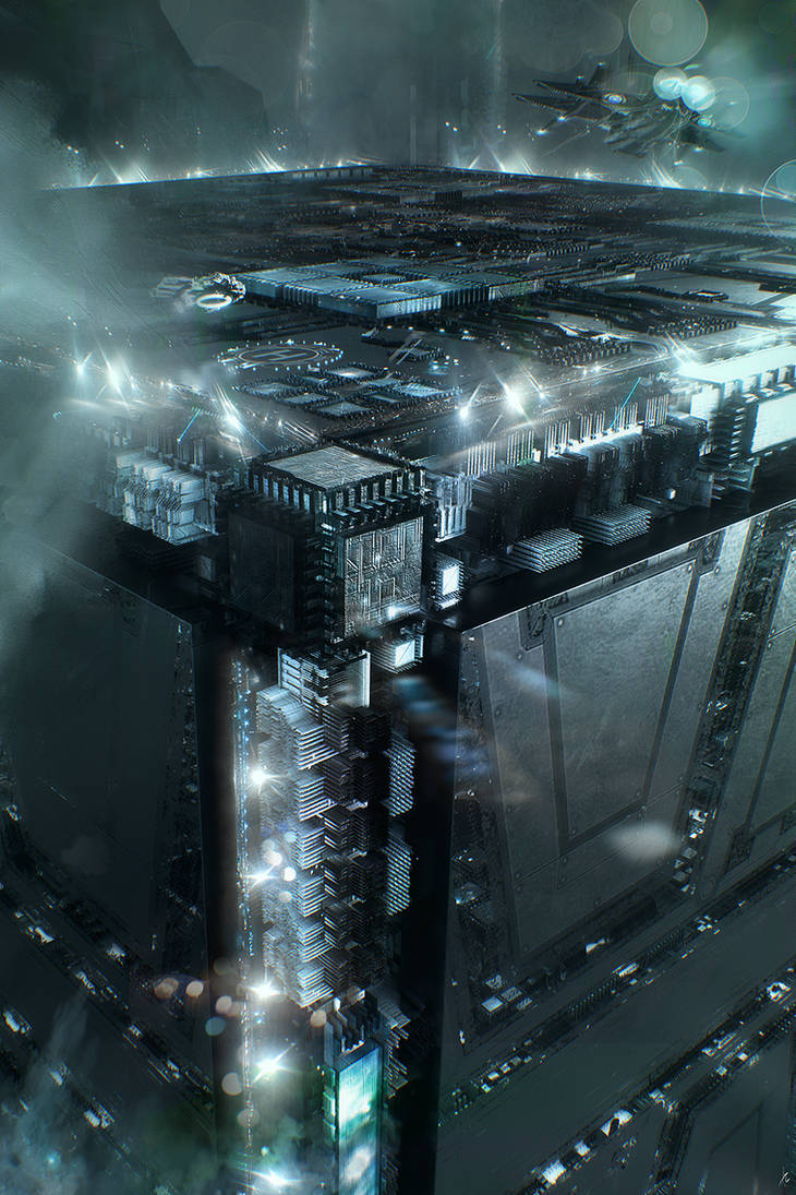 S06 Headquarters by ignacio197