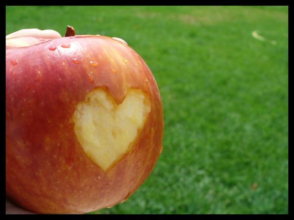 pomme d'amour bis by lafilleinconnue