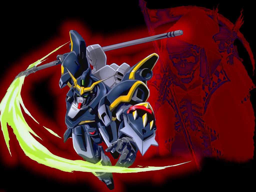Deathscythe Gundam by profinblack