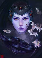 Widowmaker by hvitkanen