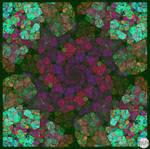 JLF0607 Purplish Rose