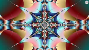 JLF0713 Turtle Shells Star