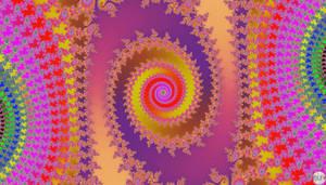 JLF0996 Sandwiched Spiral