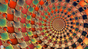 JLF2405 Copper Circles