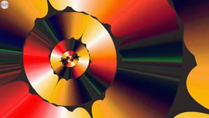 JLF2480 Shiny Discs