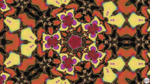JLF2597 Penta Star Illustration