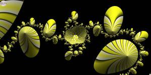 JLF2725 Yellow Pendant