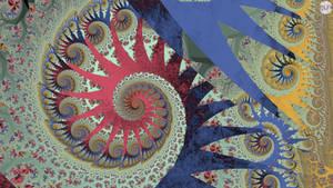 JLF2823 Detail of Spiral Illustration