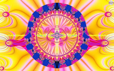 JLF2884 Pink Nirvana