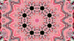 JLF2943 Pink Andalusian Arabesque