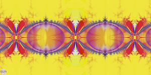 JLF2960 Yellow Lanterns or Cat's Eyes