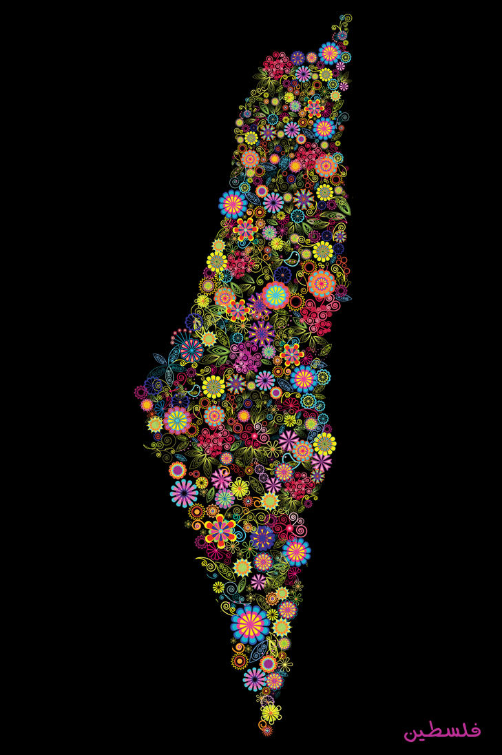 Palestine by graphinate