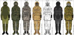 RE Medium Armor by DaltTT