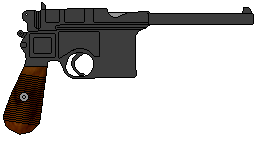 Mauser C.96 by DaltTT