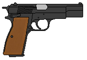 Browning Hi-Power by DaltTT