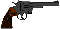 Smith and Wesson Model 27 by DaltTT