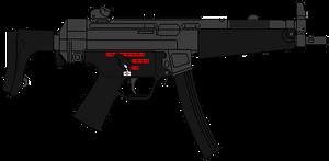 Heckler und Koch MP5A5