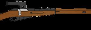 Mosin M1891-30 S by DaltTT