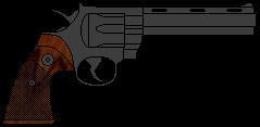 Colt Python by DaltTT