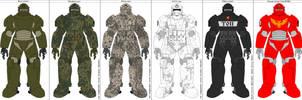 RE Heavy Armor