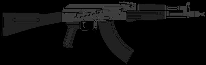 AK-104 by DaltTT