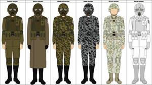 KI Conscript Armor by DaltTT