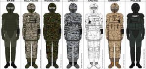 USJ Medium Armor by DaltTT