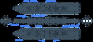 RISN Sevastopol-class Battleship