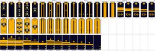 RE Space Navy Ranks