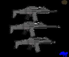 USJ ATK M8 SCAR by DaltTT