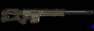 Colt M97 Sniper rifle by DaltTT