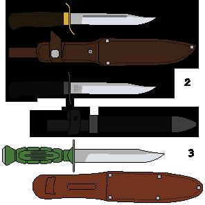 Soviet Scout's Knife by DaltTT
